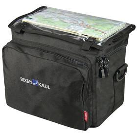 KlickFix Daypack Box Stuurtas, black